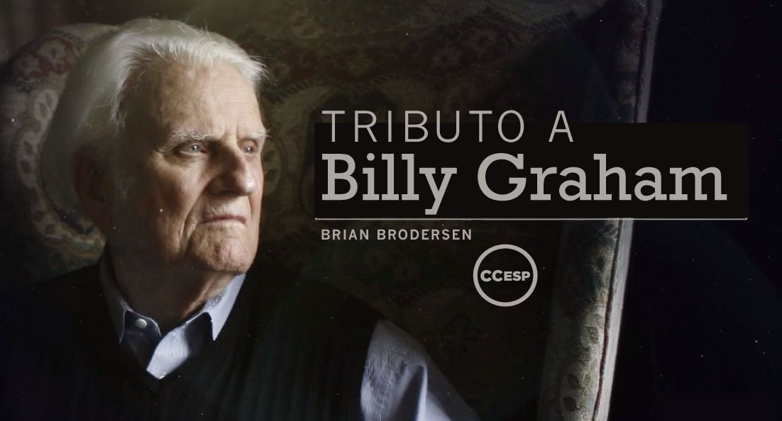 TRIBUTO A BILLY GRAHAM