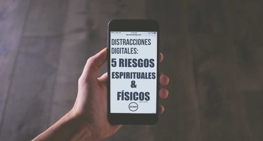 distracciones digitales